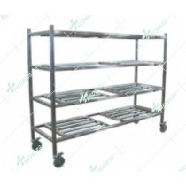 Mortuary Corpses Storage Rack