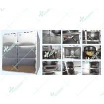 Mortuary Refrigerator morgue refrigerator with 6 bodies/chambers