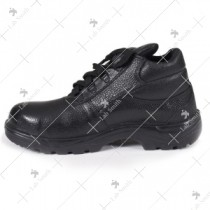 Saviour Single Density High Ankle Shoes