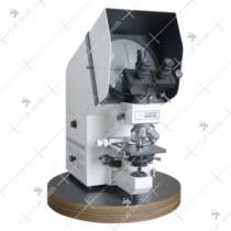 Trinocular Projection Microscope