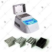 Mini Dry Bath Incubator (With Thermo Lid)