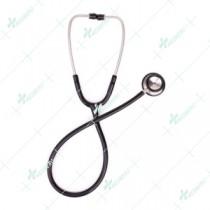 Dual Head  Steel Stethoscope