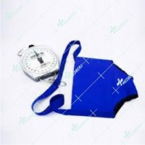 Set of 5 weighing trousers with carrying bag