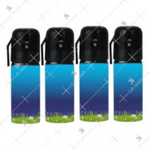 Blue Pepper Spray [Combo Pack Of 3 + 1 Free]