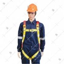 Saviour Premium Harness Twin Shoulder Anchor