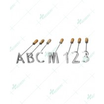 Aluminium Paint Brands with Handle Fitting,