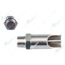 1/2″Hexagonal Stainless Steel Nipple Drinkers