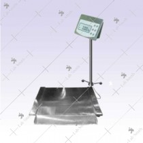 Stainless Steel Low Profile Floor Scales (100g - 2Ton)