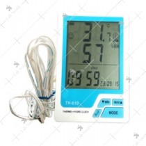 Thermo-Hygrometer With Back Light