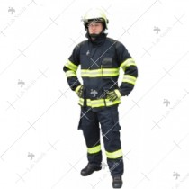 Saviour Fire Suit Jacket & Trouser