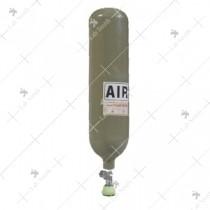 Spare 15 Min Cylinder [Steel Cylinder]
