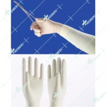 Gynaecology (Elbow Length) Latex Surgical Gloves Sterile Powdered