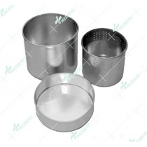 Containers & Baskets for Steam Sterilizers/ Autoclaves