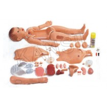 Advanced Multi-functional Child Nursing Manikin (Unisex)