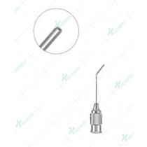 Air Injection Cannula, angled at 7mm, 30 gauge