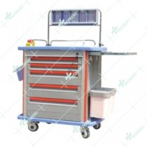 Anesthesia Trolley (ABS)