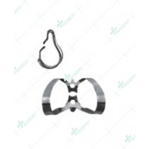Anterior and Winged Labial Clamp