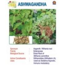 Ashwagandha Chart