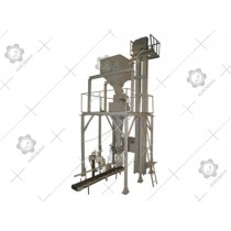 Automatic Weighing and Bagging Machine Electropneumatic
