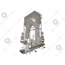 Automatic Weighing & Bagging Machine Twin Weighing System