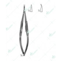 Barraqure Needle Holder, without Catch, 120 mm