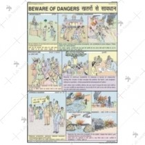 Beware Of Danger Chart