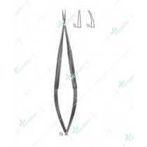 Castroviejo Needle Holder, with Catch, 160 mm