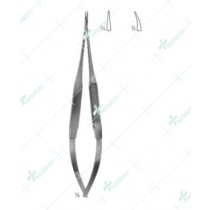 Castroviejo Needle Holder, without Catch, 185 mm