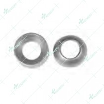 Conical washer pair