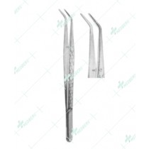 Dental Tweezers, College Smooth, 15 cm