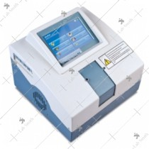Diode Array Spectrophotometer with Fiber Probe & Touch Screen enabled Built-In PC