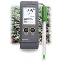 Direct Soil Measurement pH Portable Meter - HI99121