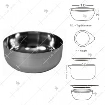 DISHES  (STANDARD FORM)