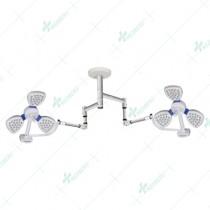 Double Dome Shadowless Light MBI-NOVA-3-3