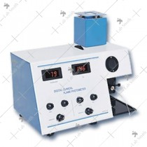 Dual Channel Flame Photometer