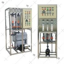 Electrodeioniser (EDI)