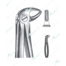 Extracting Forceps - English Pattern, B lower roots