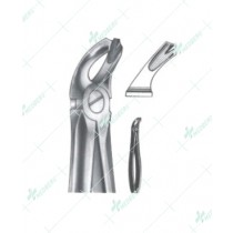 Extracting Forceps - English Pattern, lower wisdoms