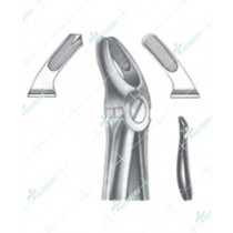 Extracting Forceps - English Pattern, upper molars, left