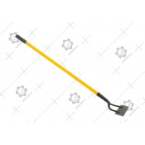 Dutch Hoe With Steel Handle & GripDutch Hoe With Steel Handle & Grip