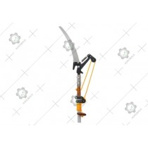 Pruner With Pruning Saw &handle