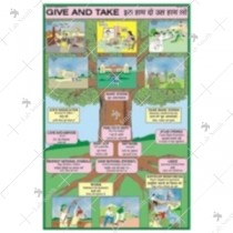 Give And Take Chart
