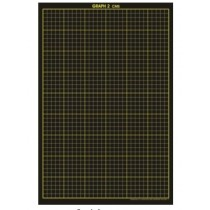 Graph 2 cm square chart