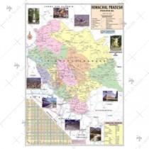 Himachal Pradesh Map