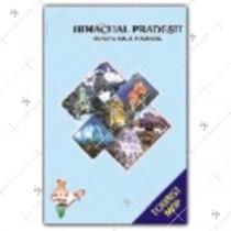 Himachal Pradesh Tourist Map