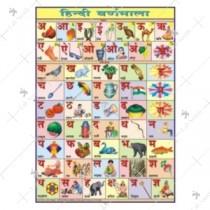 Hindi Alphabet Charts