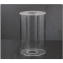 Hollow Cylinder (Transparent) For Mathematics