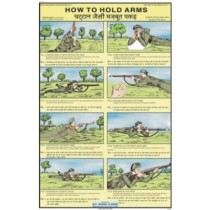 How to Hold the Arms Chart