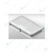 Instrument Case, Aluminum, Small