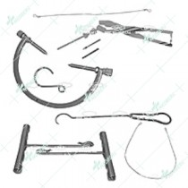 Instruments For Skull Surgery